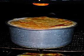 Baking the Ostkaka, Sweden