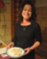 Renata and her Penne alla Norcina