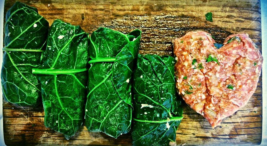 Sarma (Stuffed Collard Greens) Recipe, Croatia