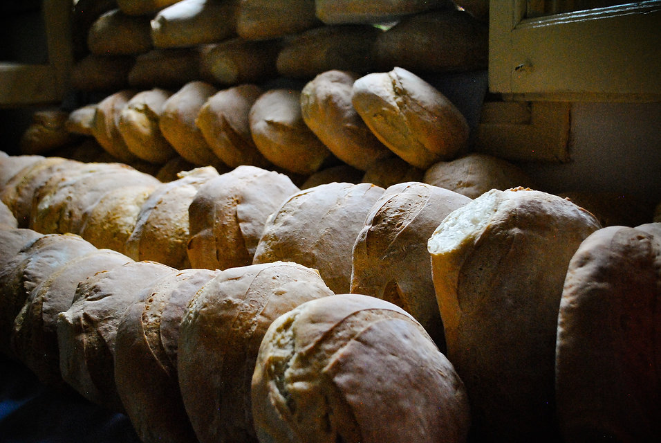 Bread, cyprus