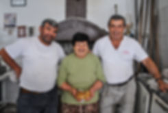 Hatiçe and her two sons