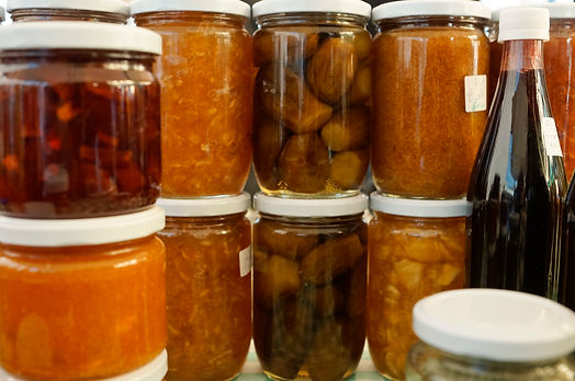 Jamileh Nohra's Preserves
