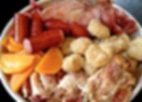 Raspeball Recipe by Mats Vaulen at Trattoria Popolare