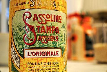 Sassolino Liquor, Anna's Italian Torta di Riso Recipe