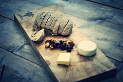 Hiker's Cheese Plate