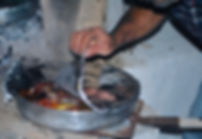 Firin Kebab, Hot out of the Clay Oven, Cyprus