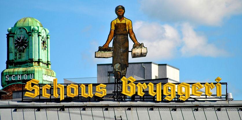 Schous Bryggeri (Schous Brewery) in Olso, Norway