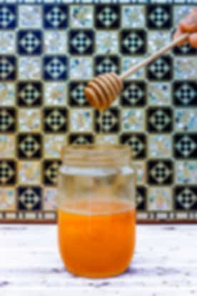 Jar of Ali Elamine's Honey, Lebanon
