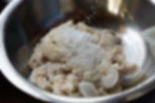 Adding salt to the intestine, Fwereh Lebanese Sausage Recipe