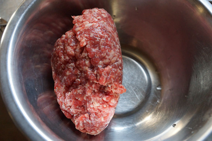 ground meat, Fwereh Lebanese Sausage Recipe