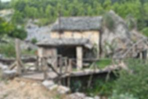 Rustic Stone Home, Dol, Brač, Croatia