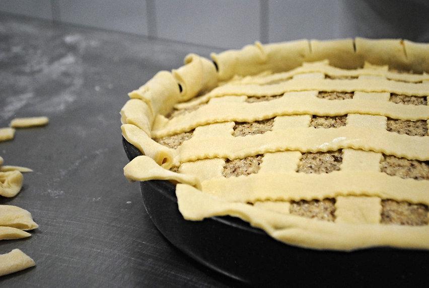 Imotski Torta Recipe, Imotski, Croatia