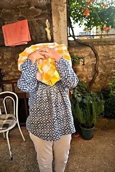 Maritza and Her Peka Bread Recipe 4