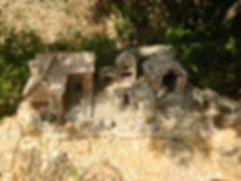 Miniature Dol House, Dol, Bracč, Croatia