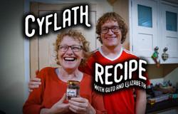 Cyflath, A Welsh Toffee Recipe