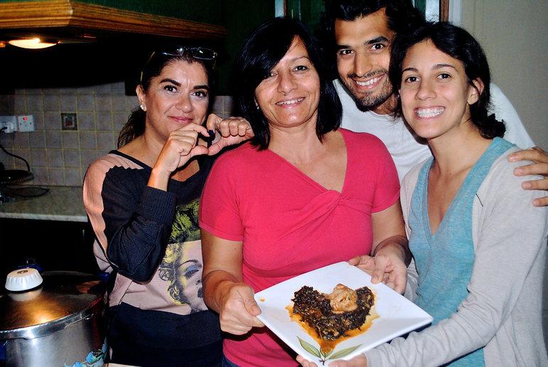 Homemade Fusilli Calabrese Recipe Photo