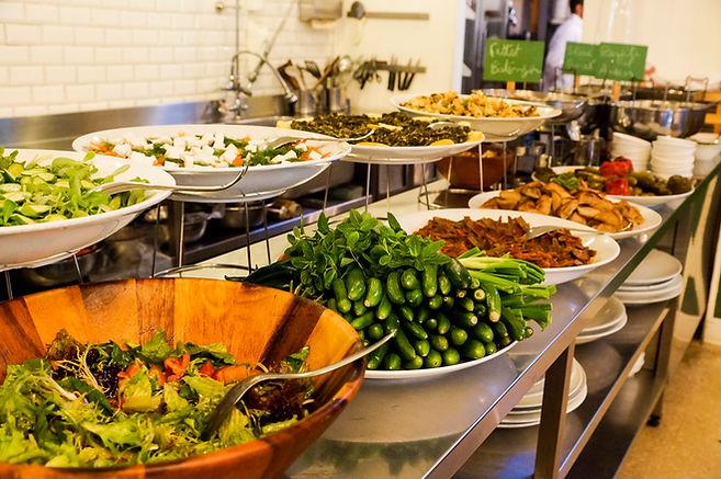 Nada's Traditional Lebanese Food at Tawlet in Beirut, Lebanon