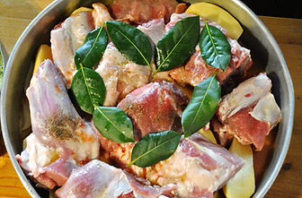 Heart out of Bay Leaves, Cyprus