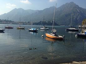 Lake in Italy