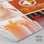 Malgré leur prix très bas, vous serez étonnés de leur épaisseur ainsi que de la haute qualité du papier et de l'impression.