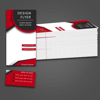 Soyez certains d'être vu par vos futurs clients grâce à nos cartons perforés détachables. laissez-nous créer votre design pour un impact assuré!
