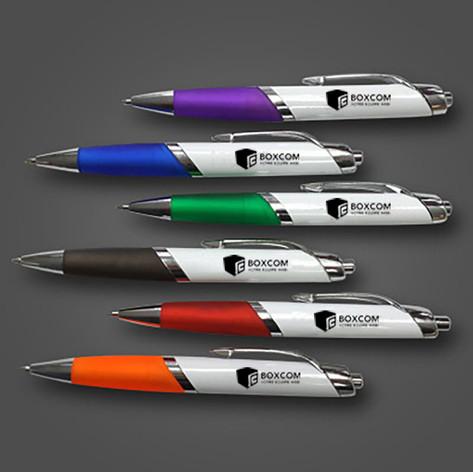 Impression couleur Plusieurs choix de couleur de crayon Couleur d'écriture du stylo: Noir uniquement Petites quantités disponibles Délai de livraison rapide