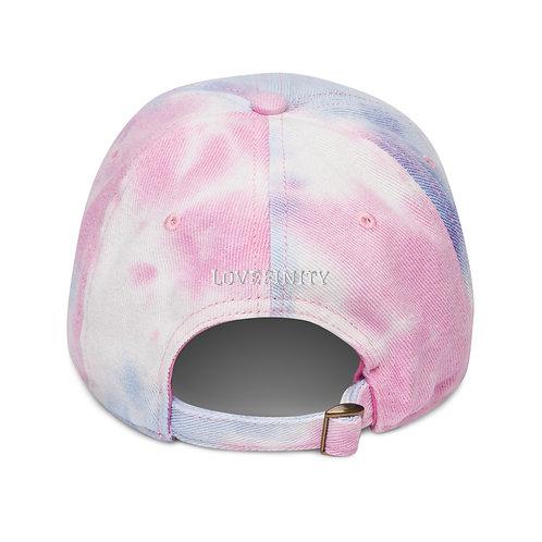 Lovefinity Tie dye hat