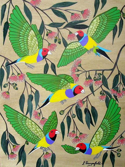 Birds & Blooms 6
