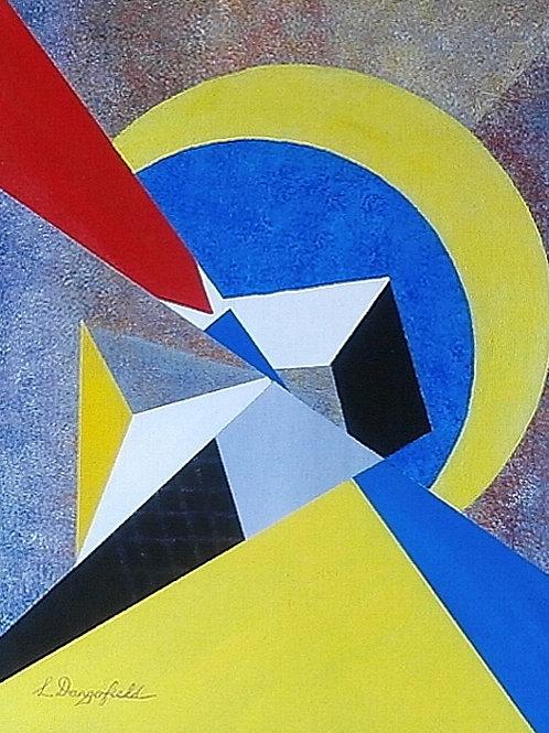 Abstract No. 1(after Svensk Konst)