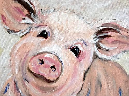 Miss Porky