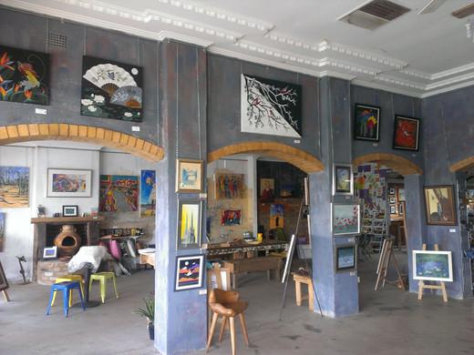 Splatter Gallery 3