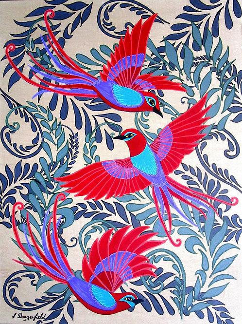 Birds & Blooms 8