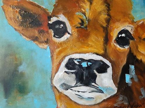 Paint N Sip at Toppy - Cows
