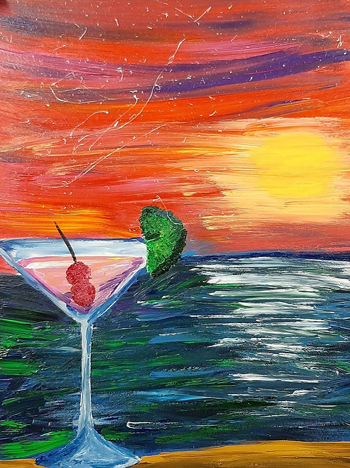 Paint 'n' Sip Royal Mail Hotel