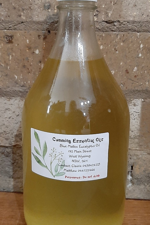 2 Litre Blue Mallee Eucalyptus Oil