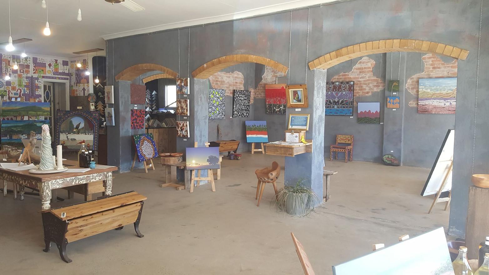 Splatter Gallery