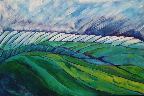 Dynamic Landscape
