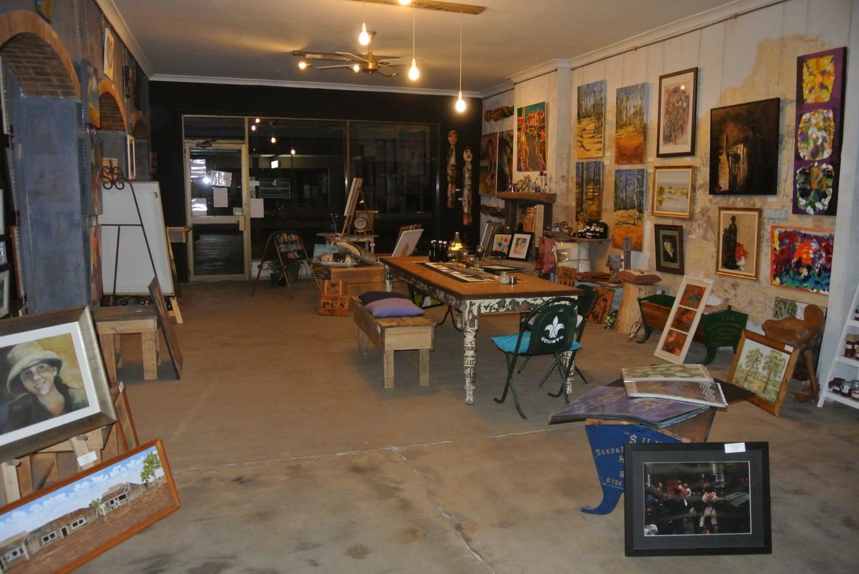Splatter Gallery 2