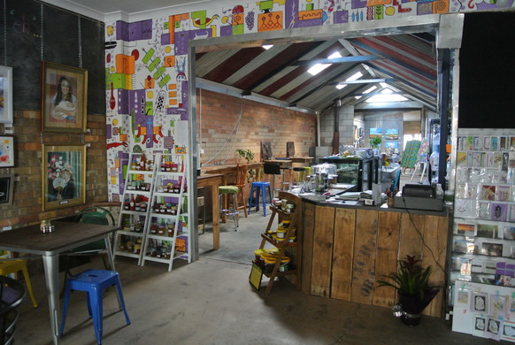 Splatter Gallery 4