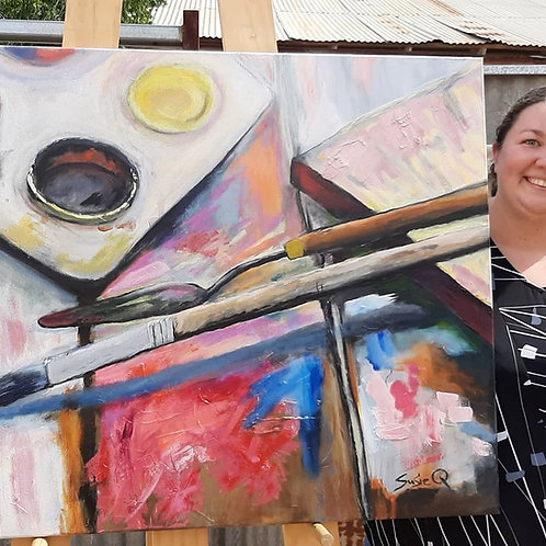 Adult Art Classes from....