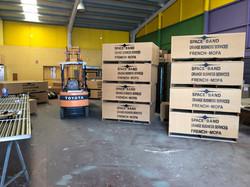 Segovia warehouse April 2018