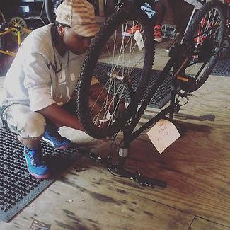 Take Bike The Street_ Build a bike volun