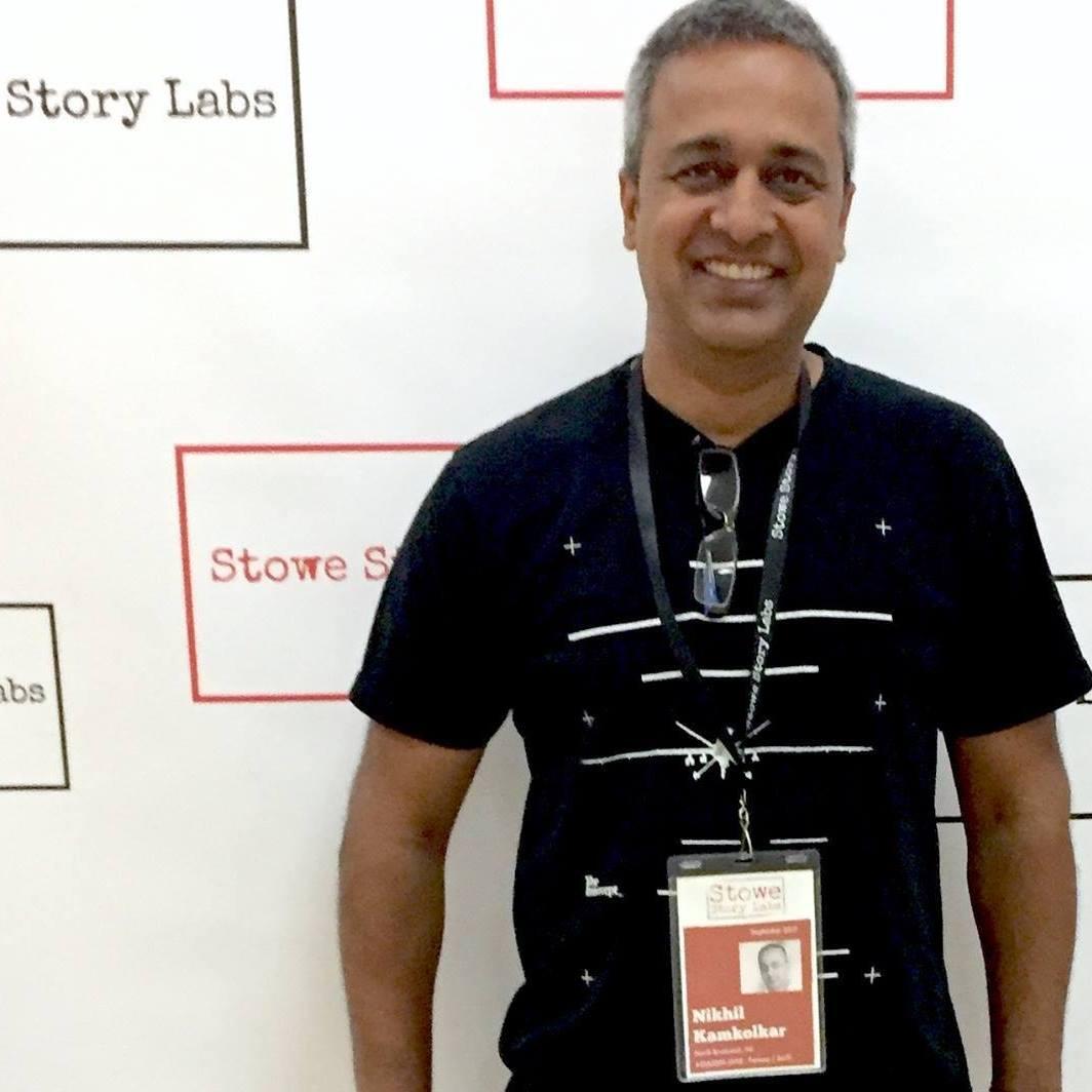 Nikhil Kamkolkar @ Stowe Story Labs