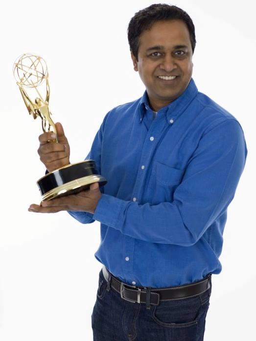 Nikhil Kamkolkar - Emmy @Nickelodeon