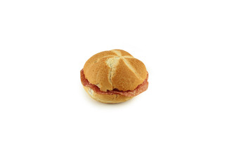 Wienerwurstsemmel