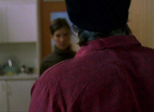Nebeneinander | Regie: Robert Passini | Filmstill | Tatiana Saccal und Stefan Pohl