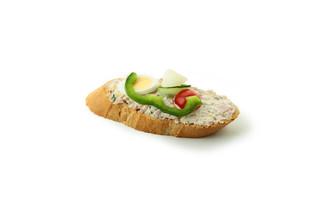 Sandwich mit Aufstrich