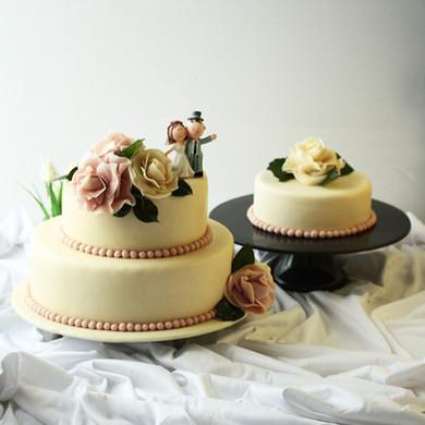 Hochzeitstorten Vegan