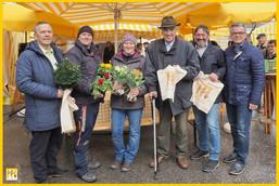 Frischemarkt Jubileen