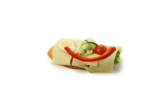 Sandwich mit Käse
